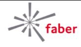 Logo von faber