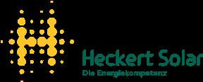 Logo von Heckert Solar